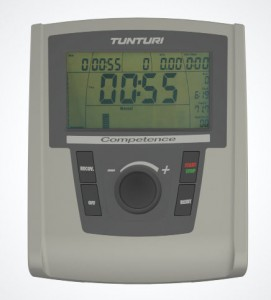 Tunturi-R25-Rowing-Machine-Console